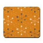 Atomic Orange Mousepad