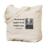 Shakespeare 9 Tote Bag