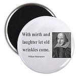 Shakespeare 9 Magnet