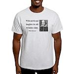 Shakespeare 9 Light T-Shirt