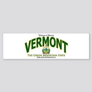Vermont Bumper Sticker