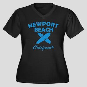 Oregon - Newport Plus Size T-Shirt