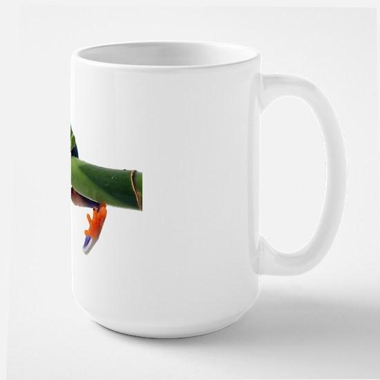 Get A Grip Large Mug