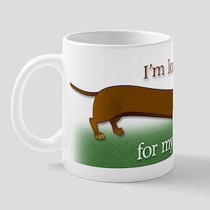 I'm longing for my coffee Mug