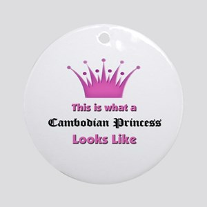 This is what an Cambodian Princess Looks Like Orna