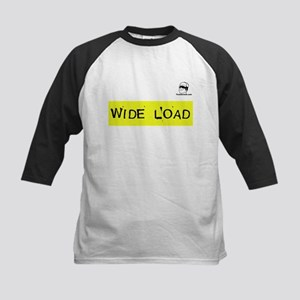 WIDE LOAD Kids Baseball Jersey