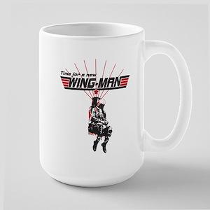 Wingman Large Mug