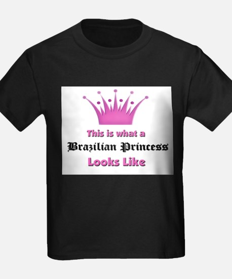 This is what an Brazilian Princess Looks Like T