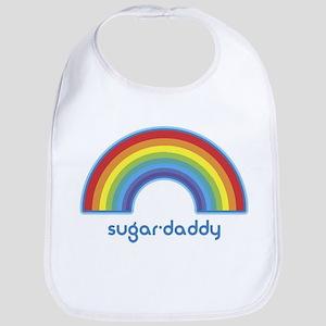 sugar-daddy (rainbow) Bib