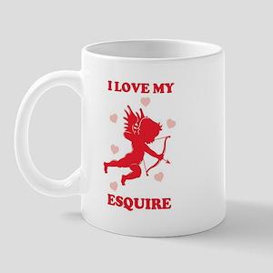 ESQUIRE (cherub) Mug