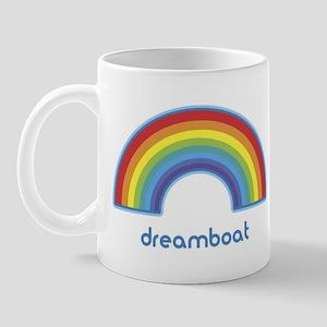 dreamboat (rainbow) Mug