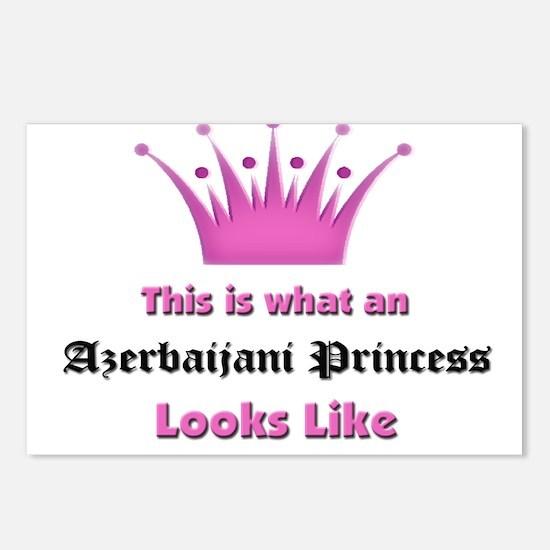 This is what an Azerbaijani Princess Looks Like Po