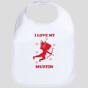MUFFIN (cherub) Bib