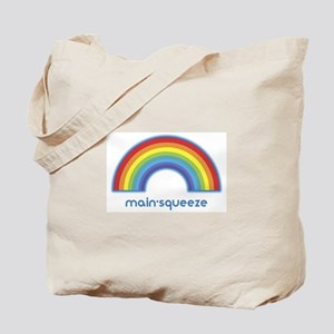 main-squeeze (rainbow) Tote Bag