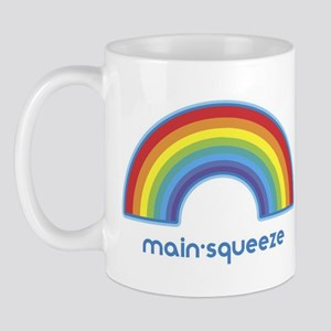 main-squeeze (rainbow) Mug