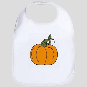 """""""pumpkin"""" Bib"""