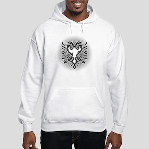 Albanian Hooded Sweatshirt