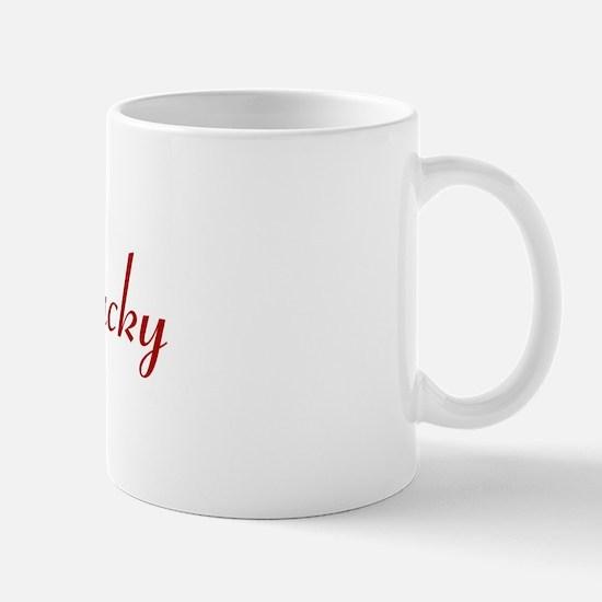 Ducky (hearts) Mug