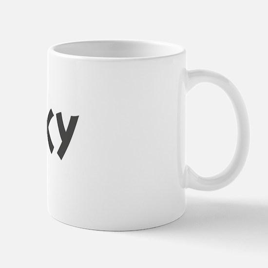 SPARKY (pink heart) Mug