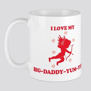 BIG-DADDY-YUM-YUM (cherub) Mug