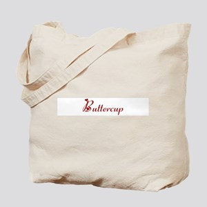 Buttercup (hearts) Tote Bag