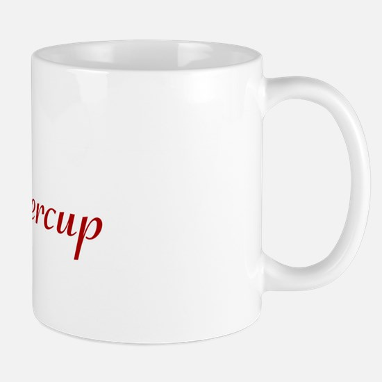 Buttercup (hearts) Mug