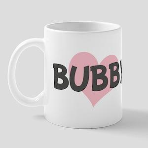 BUBBY (pink heart) Mug