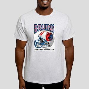 Fantasy Football - Bruins Ash Grey T-Shirt