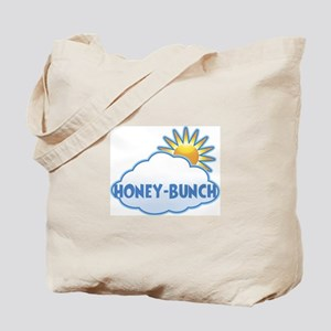 honey-bunch (clouds) Tote Bag