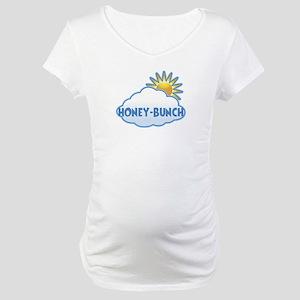 honey-bunch (clouds) Maternity T-Shirt