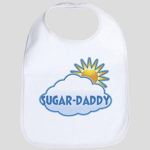 sugar-daddy (clouds) Bib