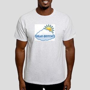 sugar-britches (clouds) Light T-Shirt