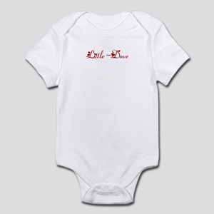Little-Dove (hearts) Infant Bodysuit