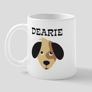 DEARIE (dog) Mug