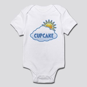 cupcake (clouds) Infant Bodysuit
