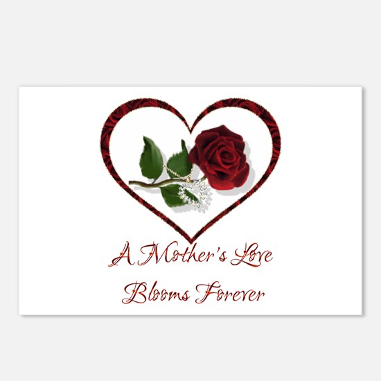 A Mother's Love Postcards (Package of 8)