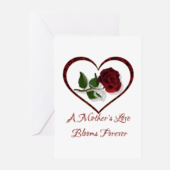 A Mother's Love Greeting Cards (Pk of 10)