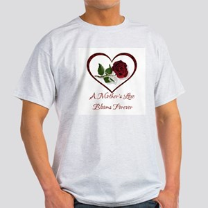 A Mother's Love Ash Grey T-Shirt
