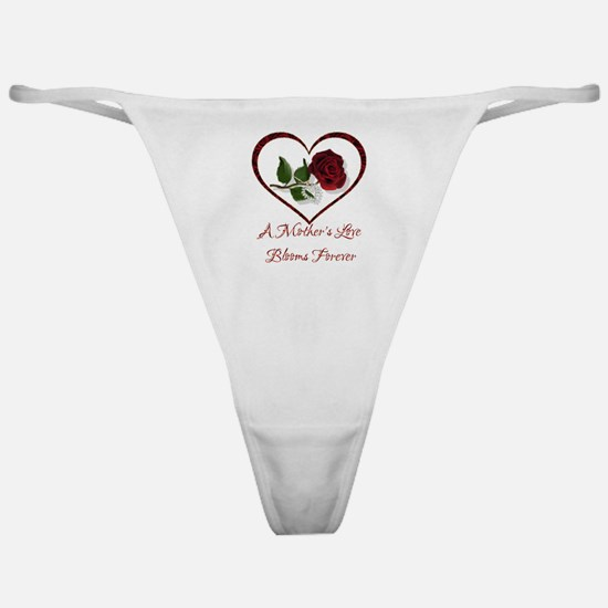 A Mother's Love Classic Thong