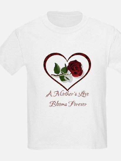 A Mother's Love Kids T-Shirt