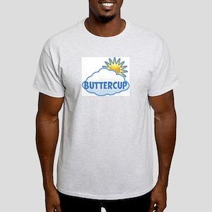 buttercup (clouds) Light T-Shirt