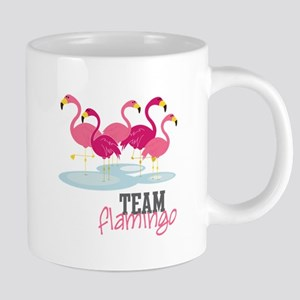 Team Flamingo Mugs