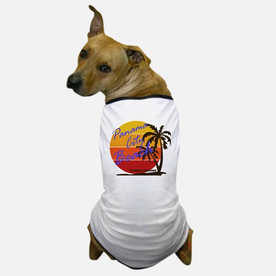 Unique Panama city Dog T-Shirt