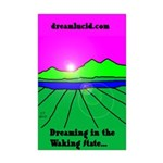 dreamlucid.com Mini Poster Print