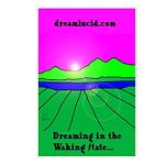 dreamlucid.com Postcards (Package of 8)