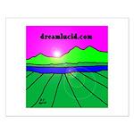 dreamlucid.com Small Poster