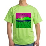 dreamlucid.com Green T-Shirt