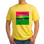 dreamlucid.com Yellow T-Shirt