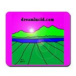 dreamlucid.com Mousepad