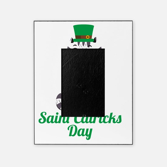 Cute St pattys day Picture Frame